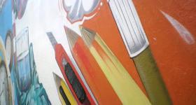 Graffiti - I.E.S. Pérez Galdós